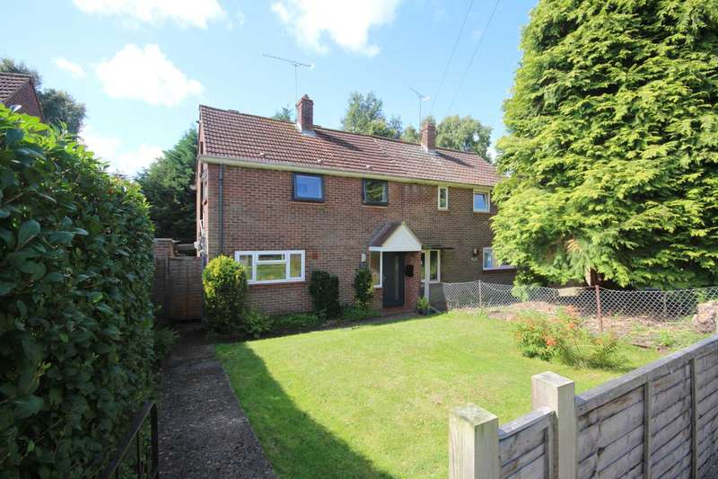 2 Bedrooms Semi Detached House for sale in Bracken Bank, Ascot