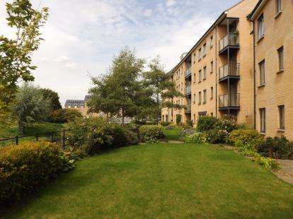 1 Bedroom Flat for sale in North Gate Court, Biggleswade, Bedfordshire, UK