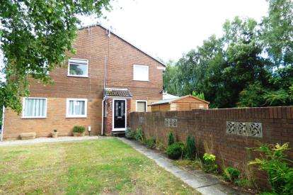 1 Bedroom Terraced House for sale in Canford Heath, Poole