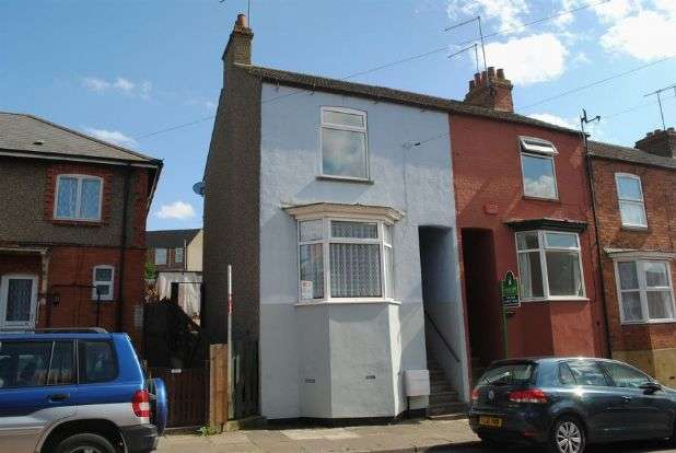 3 Bedrooms End Of Terrace House for sale in Newington Road, Kingsthorpe, Northampton NN2 7TF