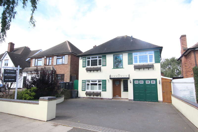 4 Bedrooms Detached House for sale in The Boulevard, Sutton Coldfield, B73 5JE