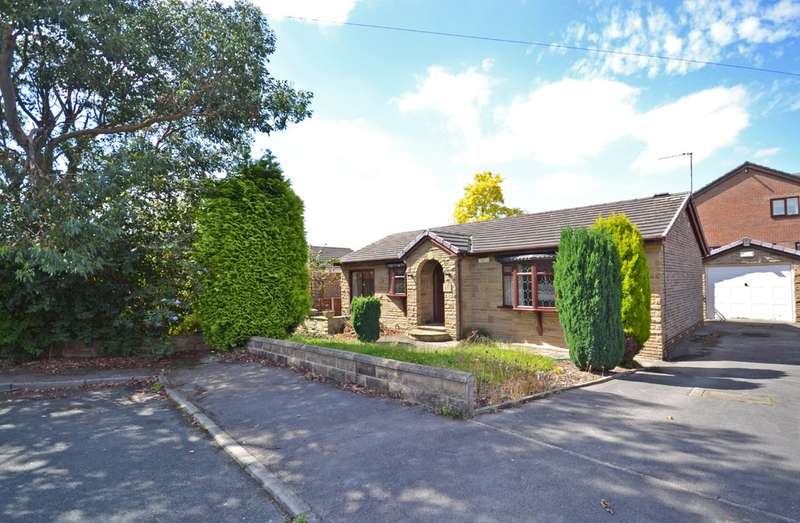 3 Bedrooms Detached Bungalow for sale in Danella Crescent, Wrenthorpe