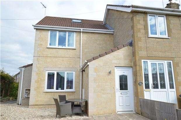 2 Bedrooms Maisonette Flat for sale in Cranleigh Court Road, Yate, BRISTOL, BS37 5DL