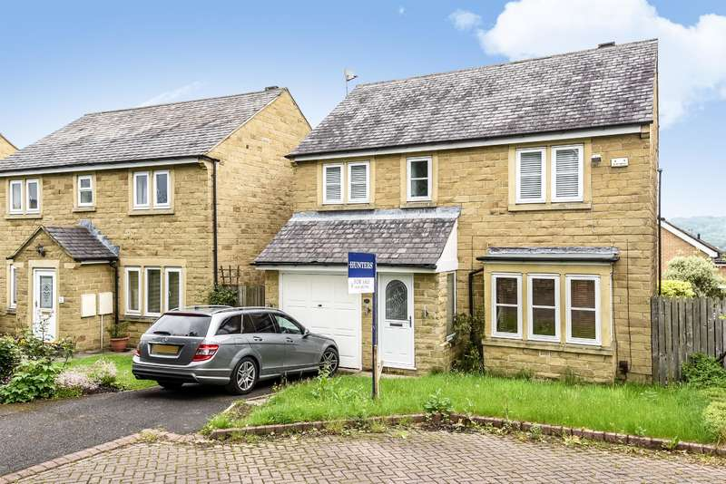 4 Bedrooms Detached House for sale in Stockhill Road, Apperley Bridge, Bradford, BD10 9AX