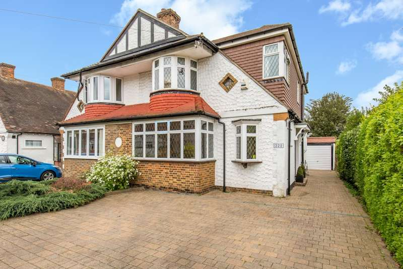 4 Bedrooms Semi Detached House for sale in Eden Way, Beckenham
