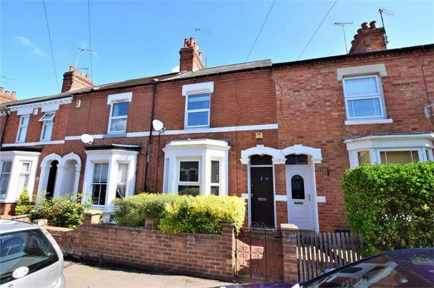 2 Bedrooms Terraced House for sale in 22 Byron Street, Kingsley, NORTHAMPTON