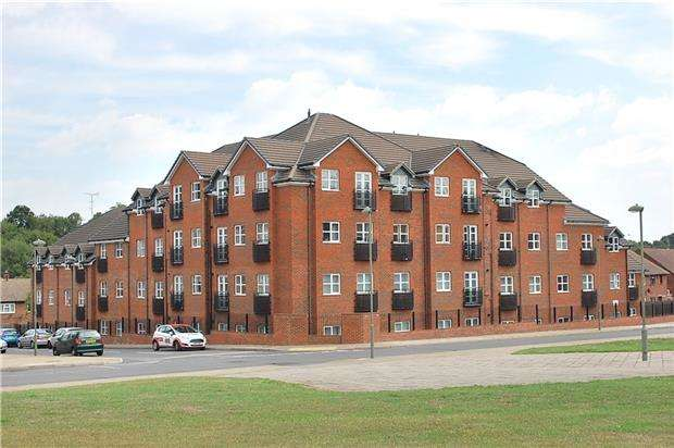 2 Bedrooms Flat for sale in Seven Stiles Court, BR5