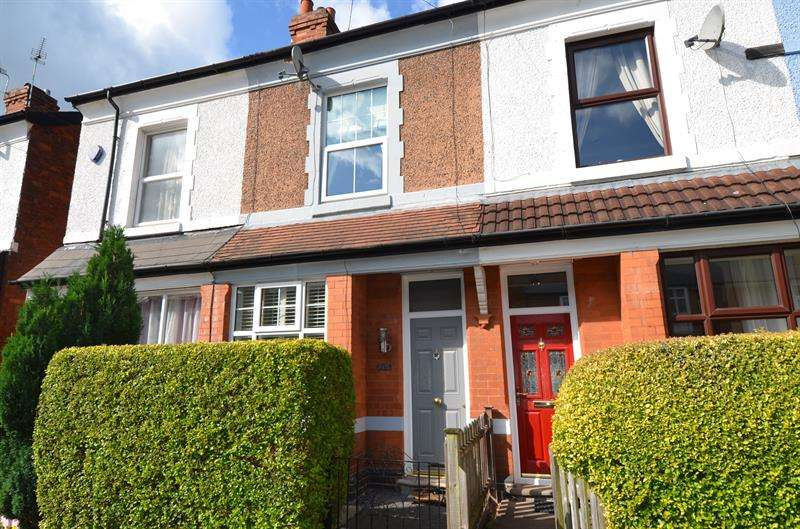 2 Bedrooms Terraced House for sale in Melton Road, Kings Heath, Birmingham