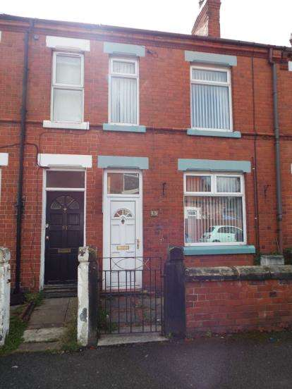 2 Bedrooms Terraced House for sale in Hampden Road, Wrexham, Wrecsam, LL13