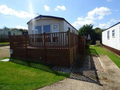 2 Bedrooms Mobile Home for sale in Riverview Park, Station Road, Cogenhoe, Northampton