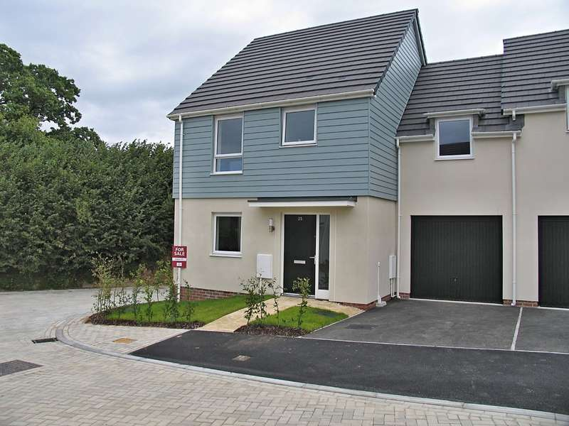 4 Bedrooms Semi Detached House for sale in Totnes, South Devon TQ9