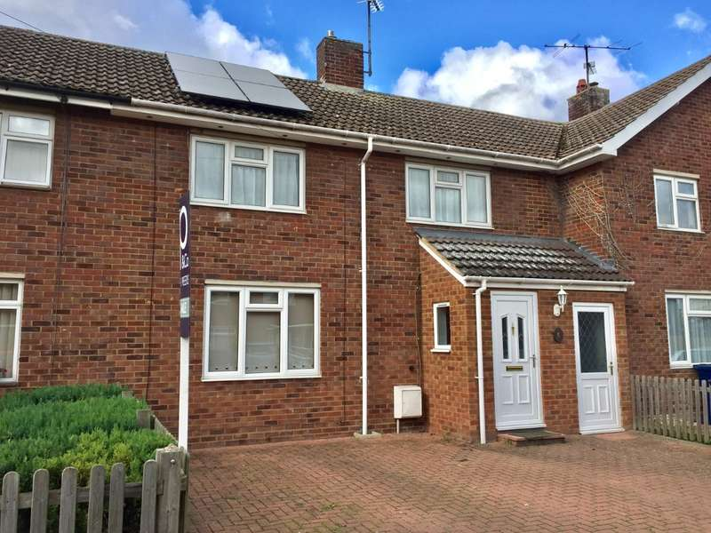 3 Bedrooms Terraced House for sale in Medcalfe Way, Melbourn, Melbourn, SG8