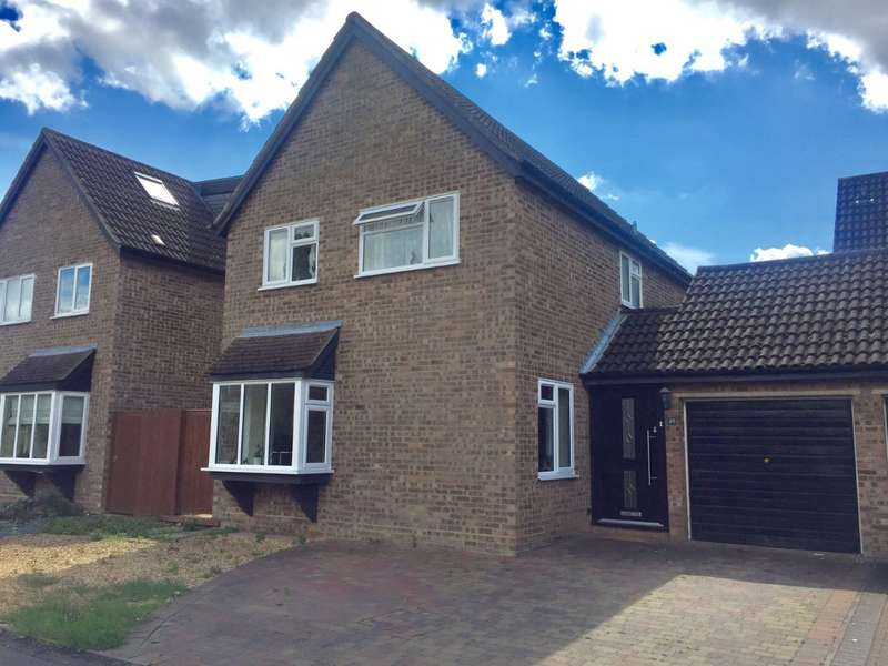 4 Bedrooms Detached House for sale in Oakrits, Meldreth, Royston, SG8