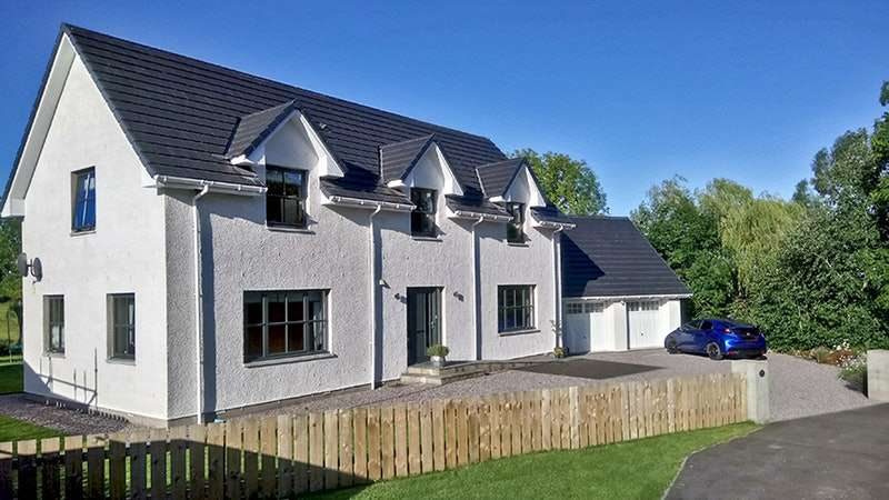 4 Bedrooms Detached House for sale in Easter Lawrenceton, Forres, Morayshire, IV36
