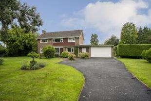 4 Bedrooms Detached House for sale in Hither Chantlers, Langton Green, Tunbridge Wells, Kent