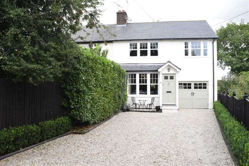 3 Bedrooms Semi Detached House for sale in Mill Lane, Danbury, Chelmsford