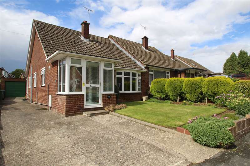 2 Bedrooms Bungalow for sale in Woodlands Crescent, Buckingham