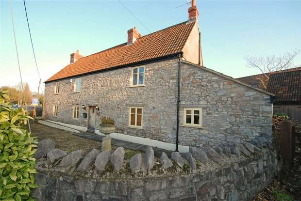 4 Bedrooms Detached House for rent in Main Road, Cleeve, Bristol
