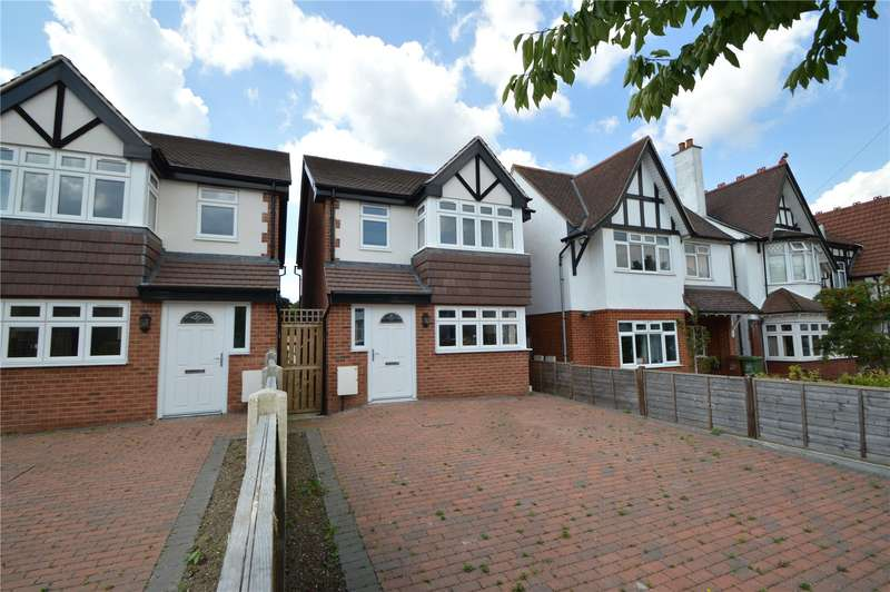3 Bedrooms Detached House for sale in Salcott Road, Croydon