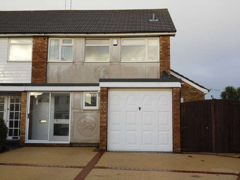 3 Bedrooms Semi Detached House for sale in Windsor Way, Rayleigh