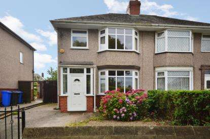 3 Bedrooms Semi Detached House for sale in Cliffe House Road, Sheffield Lane Top, Sheffield