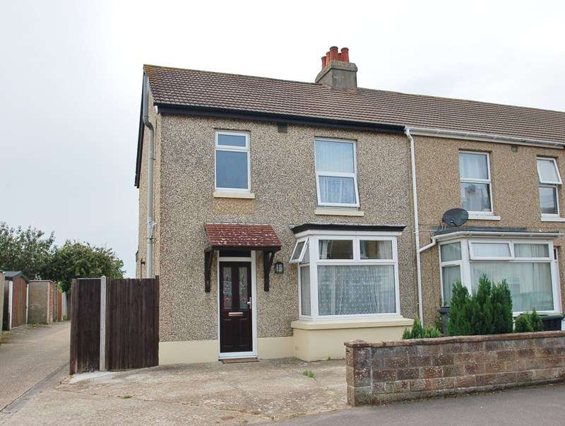 3 Bedrooms End Of Terrace House for sale in Windsor Road, Gosport