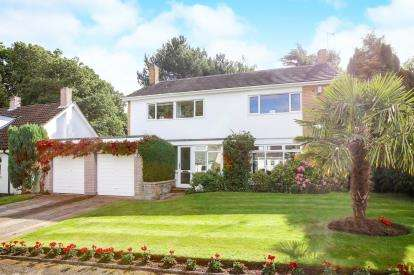4 Bedrooms Detached House for sale in South Downs, Knutsford, Cheshire