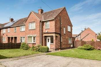 3 Bedrooms Semi Detached House for sale in Eason View, Dringhouses, York, YO24