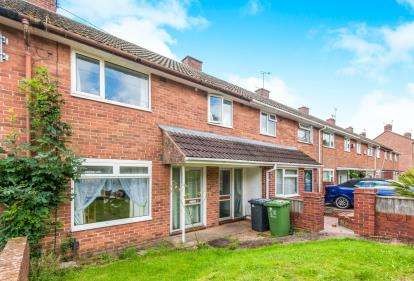 3 Bedrooms Terraced House for sale in Exeter, Devon, .