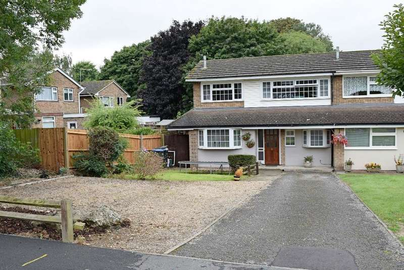 5 Bedrooms Semi Detached House for sale in Morningtons, Harlow, CM19 4QJ
