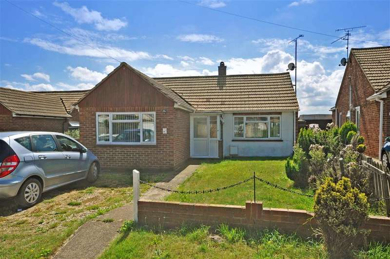 2 Bedrooms Detached Bungalow for sale in Ford Close, , Herne Bay, Kent