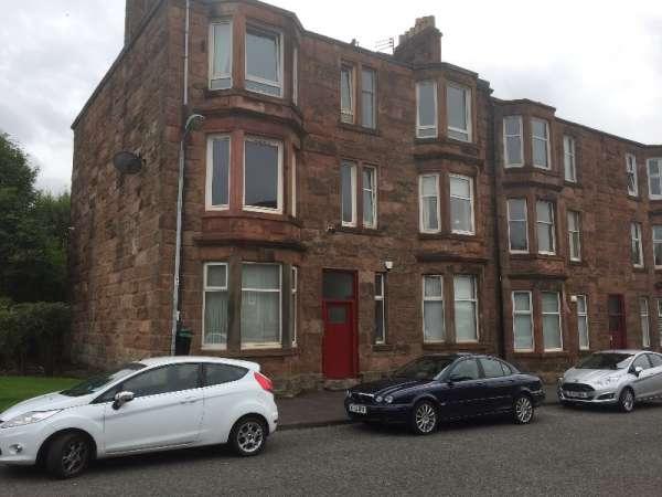 1 Bedroom Flat for sale in Hillcroft Terrace, Glasgow