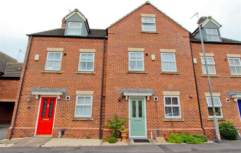 3 Bedrooms Terraced House for sale in Melody Avenue, Anstey, Leicester