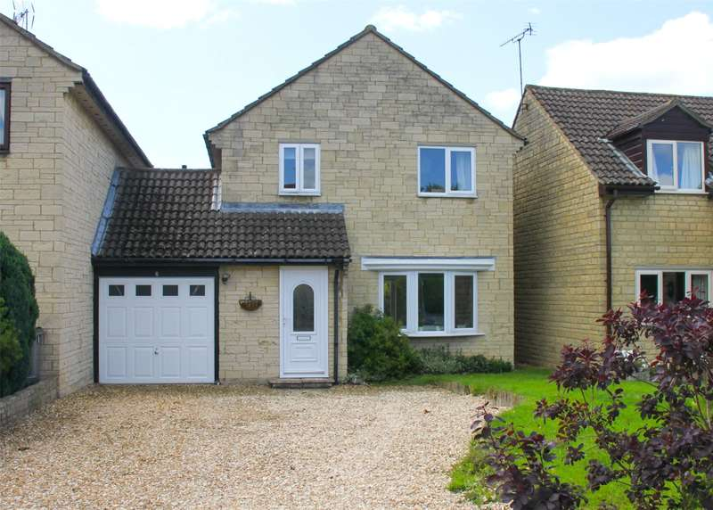 4 Bedrooms Detached House for sale in Pheasant Way, Cirencester, Gloucestershire, GL7