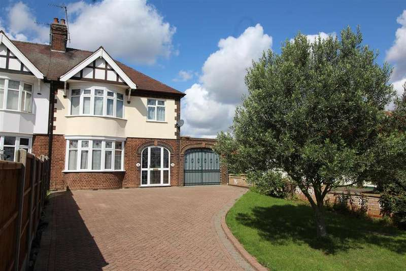 4 Bedrooms Semi Detached House for sale in Eye Road, Peterborough