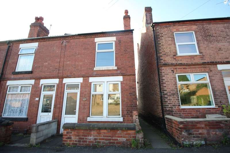 2 Bedrooms Property for sale in Factory Lane, Ilkeston, DE7