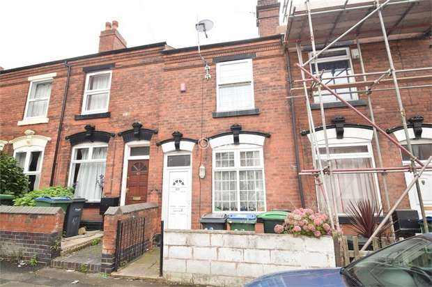 2 Bedrooms Terraced House for sale in Emily Street, WEST BROMWICH, West Midlands
