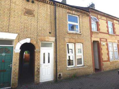 3 Bedrooms Terraced House for sale in Russell Street, Millfield, Peterborough, Cambridgeshire