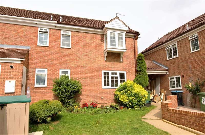 1 Bedroom End Of Terrace House for sale in Fields End, Hemel Hempstead