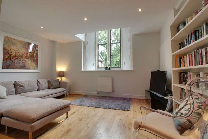 2 Bedrooms Flat for sale in St James Church, 25 Charlotte Road, Edgbaston, West Midlands