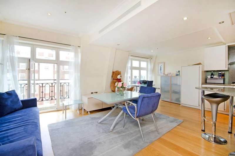 1 Bedroom Flat for sale in North Row, Mayfair, W1K