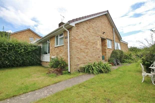 3 Bedrooms Semi Detached Bungalow for sale in Ferryman Road, Glastonbury