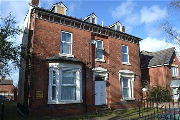 2 Bedrooms Apartment Flat for rent in Lichfield Road, Walsall