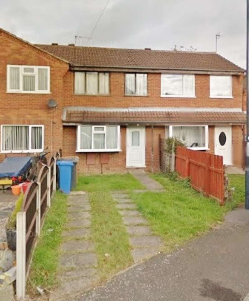 2 Bedrooms Terraced House for sale in Manifold Drive, Alvaston, Derby, Derbyshire, DE24 0TR