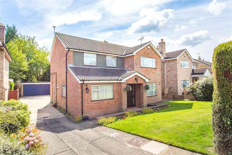 4 Bedrooms Detached House for sale in Wigton Lane, Leeds, West Yorkshire, LS17