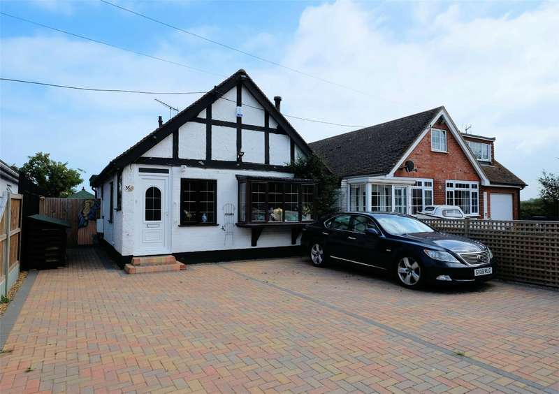 2 Bedrooms Detached Bungalow for sale in Colewood Road, Swalecliffe, WHITSTABLE, Kent