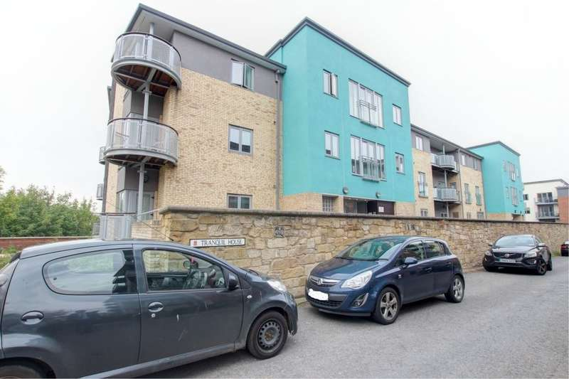 2 Bedrooms Flat for sale in Worsdell Drive, Gateshead, NE8