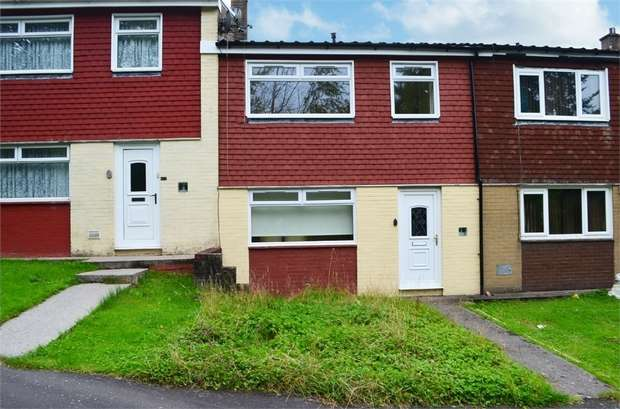 2 Bedrooms End Of Terrace House for sale in Penlan View, Merthyr Tydfil, Mid Glamorgan