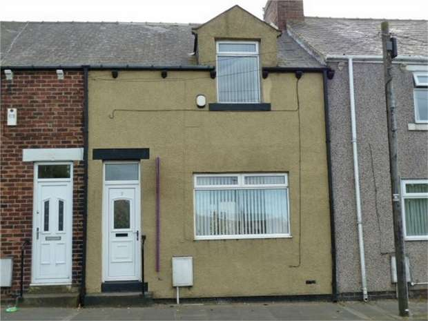2 Bedrooms Terraced House for sale in Hedley Terrace, South Hetton, Durham