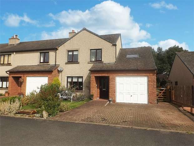 4 Bedrooms Semi Detached House for sale in Fallowfield, Cliburn, Penrith, Cumbria